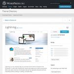 Free WordPress Theme Lightning